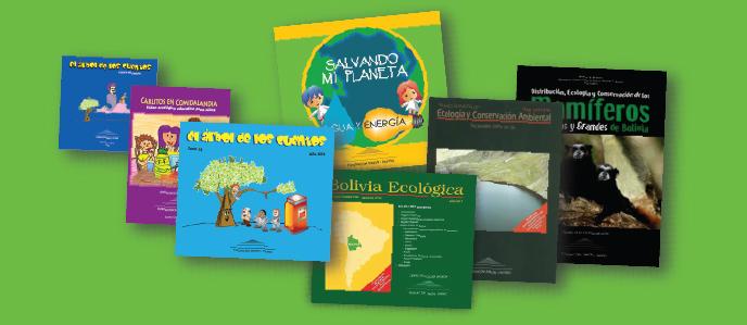 Difundiendo la temática ambiental de Bolivia