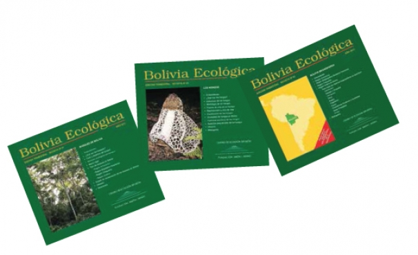 Revista Bolivia Ecológica